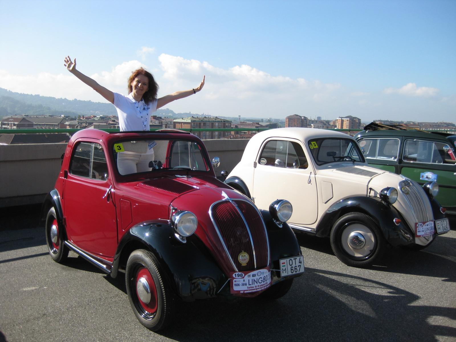 Fiat Topolino 1937