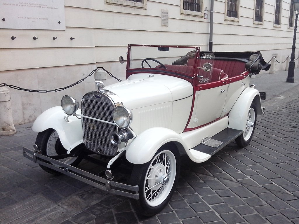 Ford A modell 1928